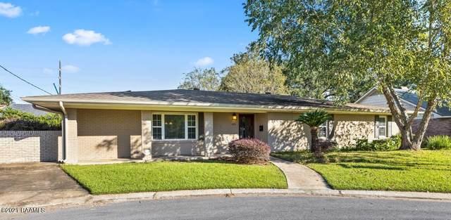 615 Colonial Drive, Lafayette, LA 70506 (MLS #21008283) :: Keaty Real Estate