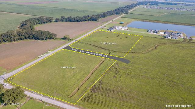 Tbd 1 500 Blk Chemin Agreable - Tbd Road, Youngsville, LA 70592 (MLS #21008301) :: Becky Gogola