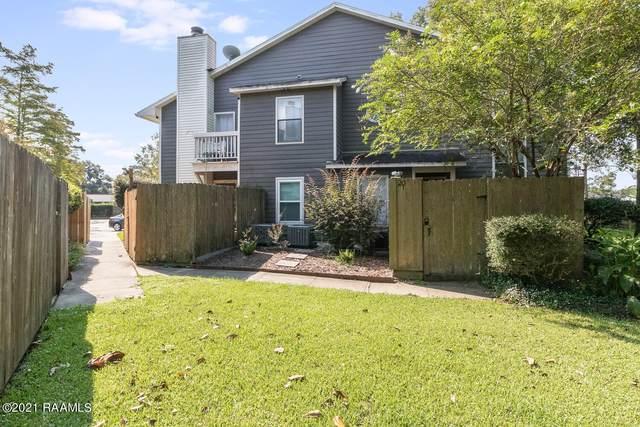 1000 Kaliste Saloom Road #20, Lafayette, LA 70508 (MLS #21008320) :: Keaty Real Estate