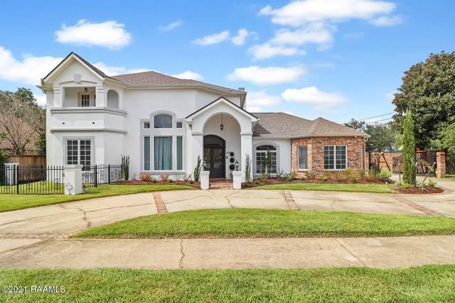 102 Wembley Road, Lafayette, LA 70503 (MLS #21008350) :: Keaty Real Estate