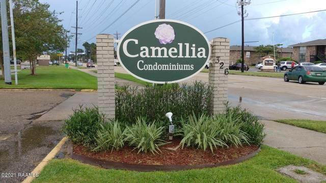 326 Guilbeau Road #121, Lafayette, LA 70506 (MLS #21008354) :: Keaty Real Estate