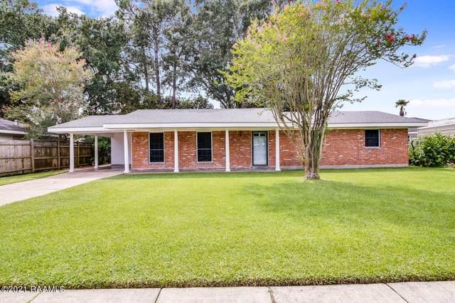 102 Maplewood Drive, Lafayette, LA 70503 (MLS #21008363) :: Keaty Real Estate