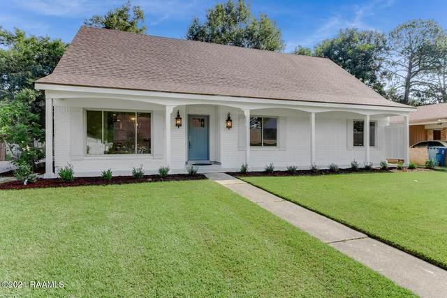 405 Aundria Drive, Lafayette, LA 70503 (MLS #21008376) :: Keaty Real Estate