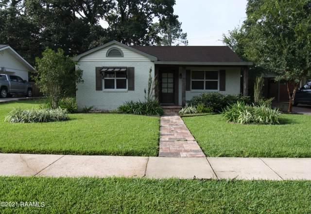 211 Edgewater Drive, New Iberia, LA 70563 (MLS #21008379) :: Keaty Real Estate
