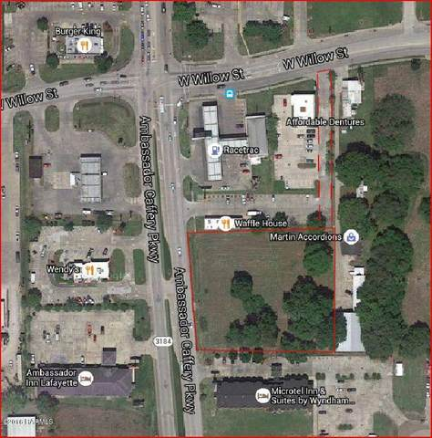 205 & 207 Ambassador Caffery Parkway, Scott, LA 70583 (MLS #21008390) :: Keaty Real Estate