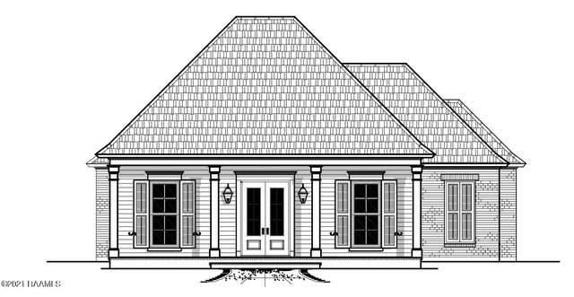206 Lake Crest Lane, Youngsville, LA 70592 (MLS #21008407) :: Keaty Real Estate