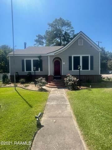 1013 W University, Lafayette, LA 70506 (MLS #21008417) :: Keaty Real Estate