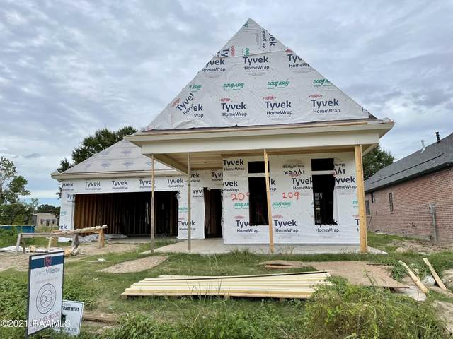 209 Trail Pointe, Scott, LA 70583 (MLS #21008419) :: Keaty Real Estate