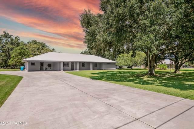 1057 Huval Road, Breaux Bridge, LA 70517 (MLS #21008446) :: Keaty Real Estate