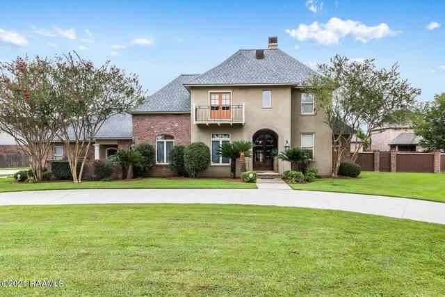 205 Mission Hills Drive, Broussard, LA 70518 (MLS #21008458) :: Keaty Real Estate