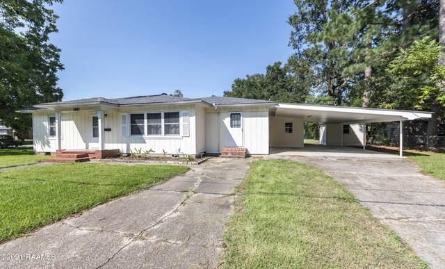 1001 Oak Street, New Iberia, LA 70563 (MLS #21008472) :: Keaty Real Estate
