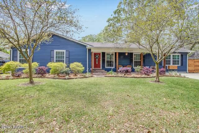 1107 W Saint Mary Boulevard, Lafayette, LA 70506 (MLS #21008474) :: Keaty Real Estate