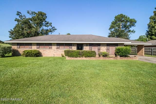 310 Foreman Drive, Lafayette, LA 70506 (MLS #21008525) :: Keaty Real Estate