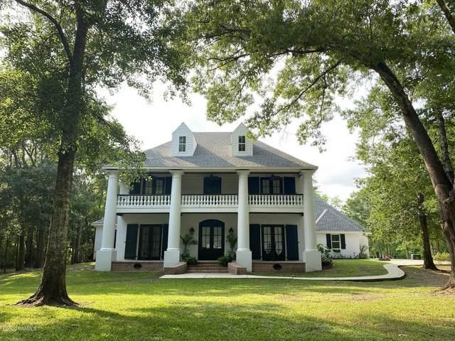 2020 N River Oaks Drive, Abbeville, LA 70510 (MLS #21008526) :: Keaty Real Estate