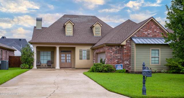 109 Spring Cypress Drive, Broussard, LA 70518 (MLS #21008537) :: Keaty Real Estate