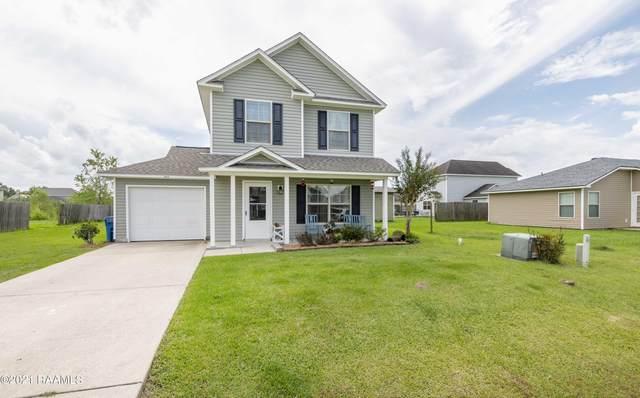 102 Maggie Lane, Carencro, LA 70520 (MLS #21008543) :: Keaty Real Estate