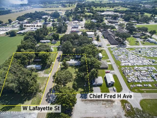 127 W Lafayette St Street, Maurice, LA 70555 (MLS #21008582) :: Keaty Real Estate