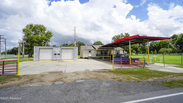 6760 La Hwy 31, Opelousas, LA 70570 (MLS #21008595) :: Keaty Real Estate
