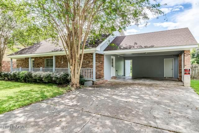 220 Winsor Drive, Lafayette, LA 70507 (MLS #21008607) :: Keaty Real Estate