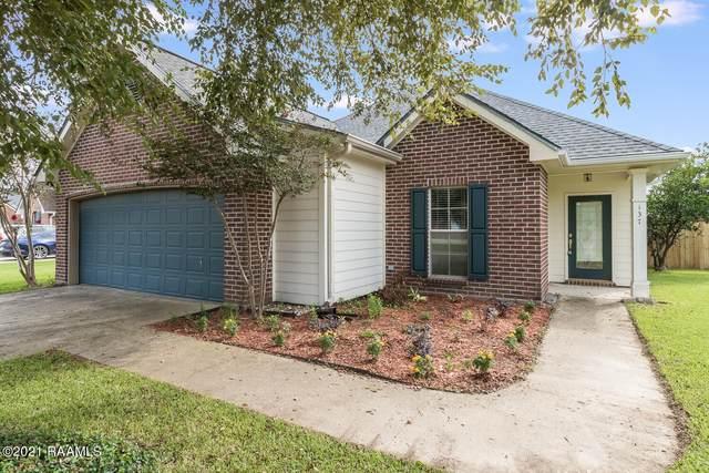 137 Devon Way, Youngsville, LA 70592 (MLS #21008609) :: Keaty Real Estate