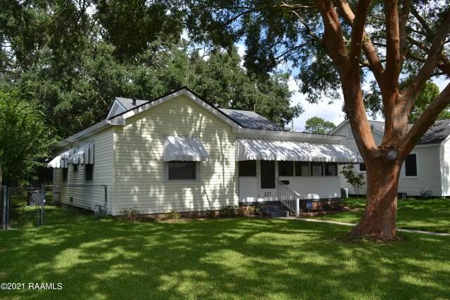 327 Indest Street, New Iberia, LA 70563 (MLS #21008612) :: Keaty Real Estate