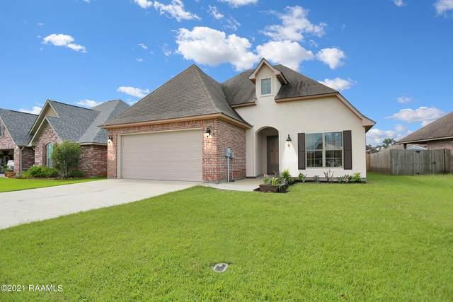 304 Clay Ridge Drive, Youngsville, LA 70592 (MLS #21008623) :: Keaty Real Estate