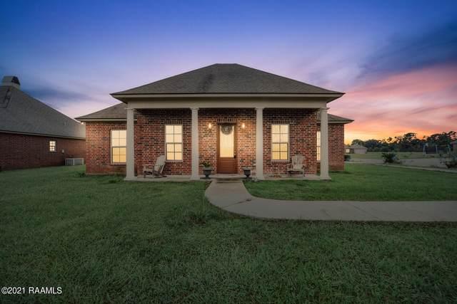 494 Montgomery Road, Opelousas, LA 70570 (MLS #21008638) :: Keaty Real Estate