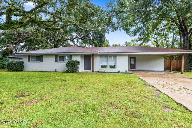 120 Woodvale Avenue, Lafayette, LA 70503 (MLS #21008639) :: Keaty Real Estate