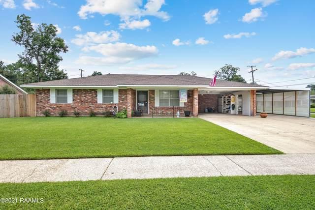 1515 John Jacob Street, Opelousas, LA 70570 (MLS #21008645) :: Keaty Real Estate