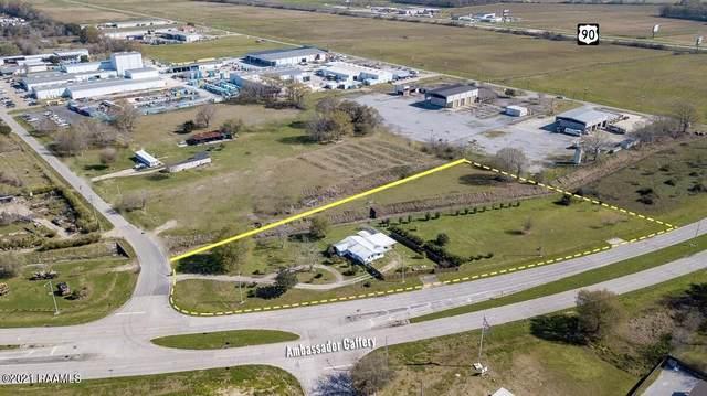 120 Hardware Road, Broussard, LA 70518 (MLS #21008647) :: Keaty Real Estate