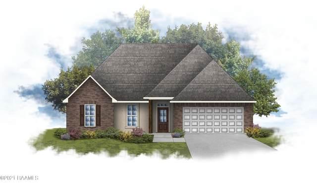 125 Melanie Rose Drive, Maurice, LA 70555 (MLS #21008661) :: Keaty Real Estate