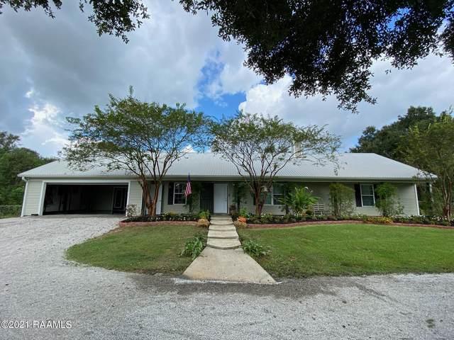 7818 Maurice Avenue, Maurice, LA 70555 (MLS #21008686) :: Keaty Real Estate