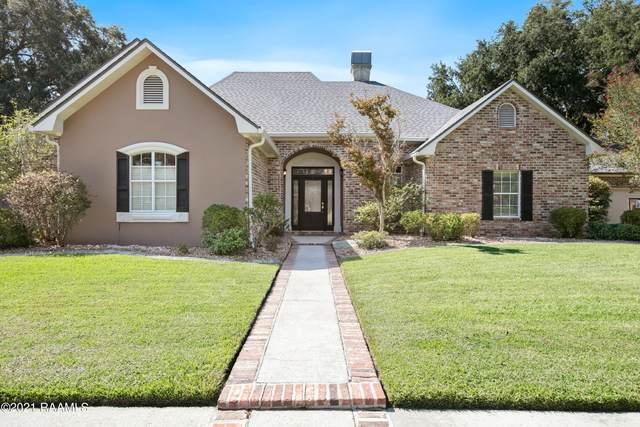 302 Trailwood Lane, Lafayette, LA 70508 (MLS #21008687) :: Keaty Real Estate