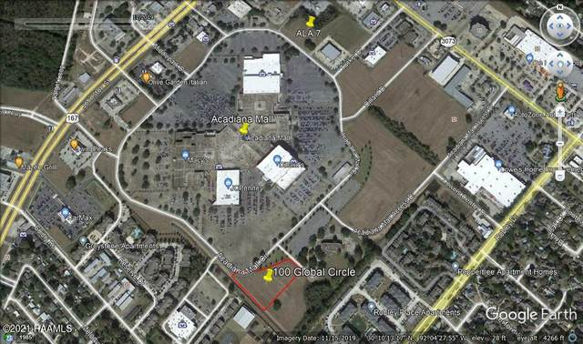 100 Global Circle, Lafayette, LA 70503 (MLS #21008692) :: Keaty Real Estate