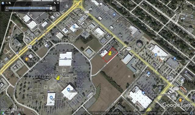 120 Dillard Drive, Lafayette, LA 70503 (MLS #21008693) :: Keaty Real Estate