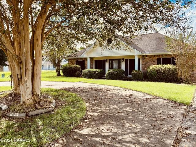 108 Sunflower Drive, Lafayette, LA 70508 (MLS #21008700) :: Keaty Real Estate