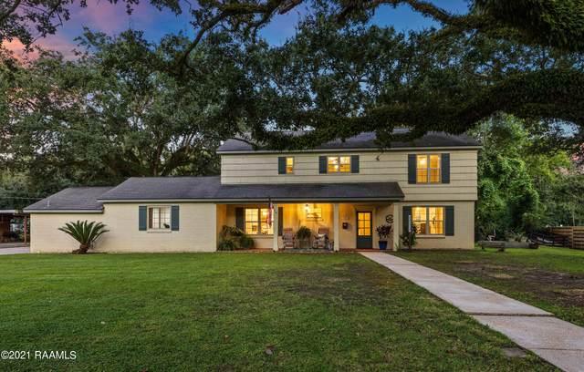106 Myrtle Oak Avenue, New Iberia, LA 70563 (MLS #21008793) :: Keaty Real Estate