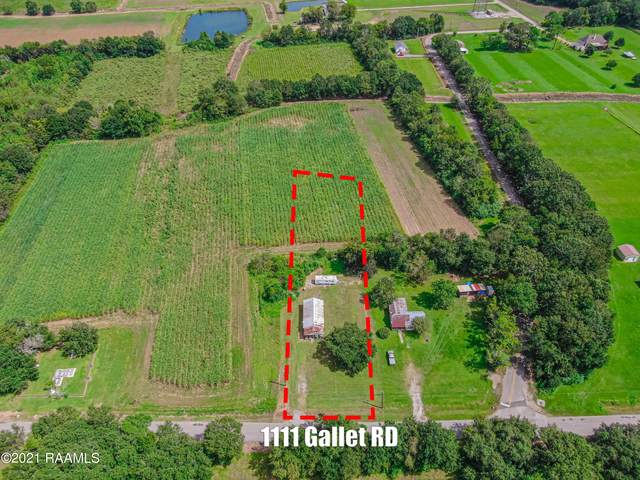 1111 Gallet Road, Youngsville, LA 70592 (MLS #21008837) :: Becky Gogola