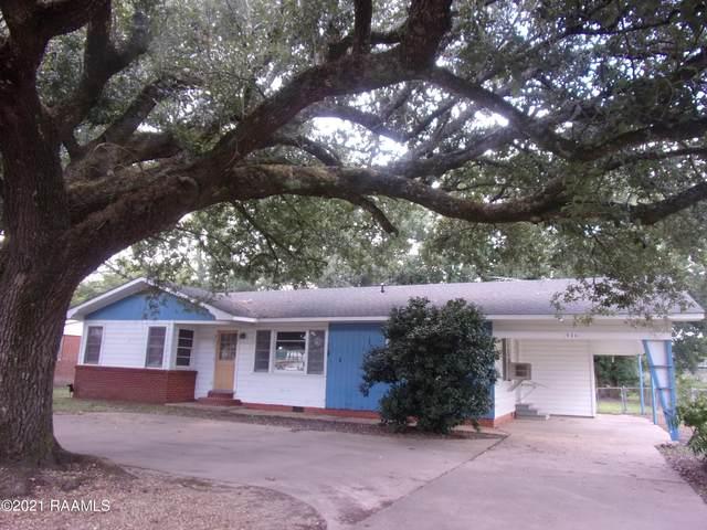 906 Tate Cove Road, Ville Platte, LA 70586 (MLS #21008903) :: Keaty Real Estate