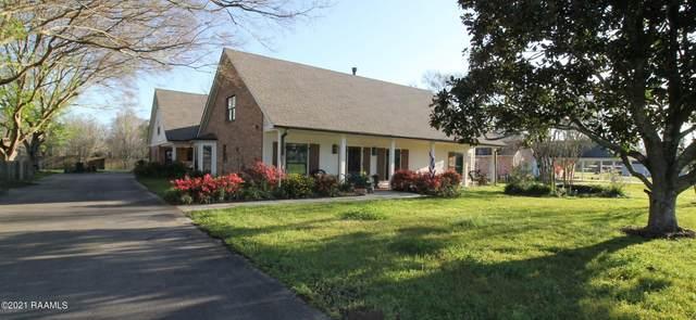 205 Stephanie Drive, St. Martinville, LA 70582 (MLS #21008917) :: Keaty Real Estate