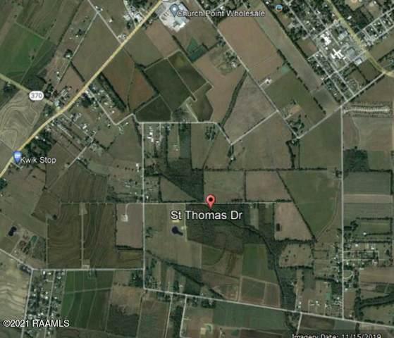 Tbd St Thomas, Church Point, LA 70525 (MLS #21008922) :: United Properties