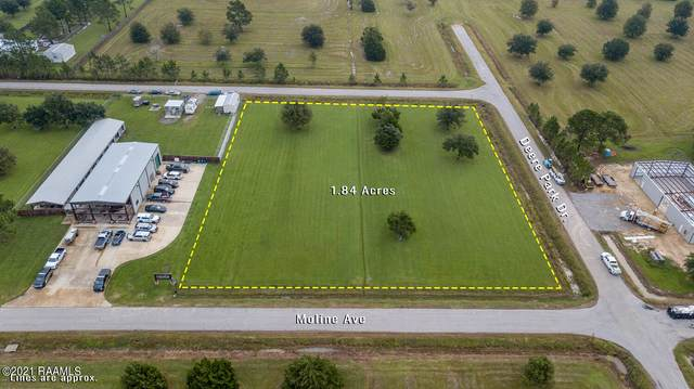 Lot 5 Deere Park Subdivision, Abbeville, LA 70510 (MLS #21008949) :: Becky Gogola