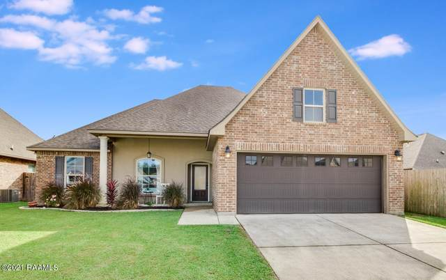 123 Bluegrass Creek Road, Youngsville, LA 70592 (MLS #21008952) :: United Properties
