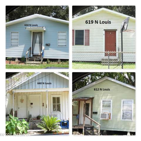 600 Blk N Louis Street, Church Point, LA 70525 (MLS #21008980) :: United Properties