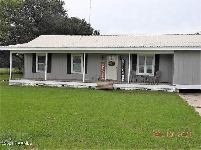 396 Moise Lane, Church Point, LA 70525 (MLS #21009054) :: Becky Gogola