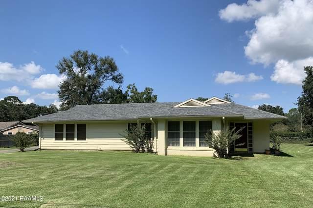 304 W 14th Street, Crowley, LA 70526 (MLS #21009241) :: Keaty Real Estate