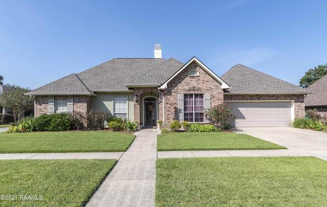 314 Mill Pond Drive, Youngsville, LA 70592 (MLS #21009251) :: Becky Gogola