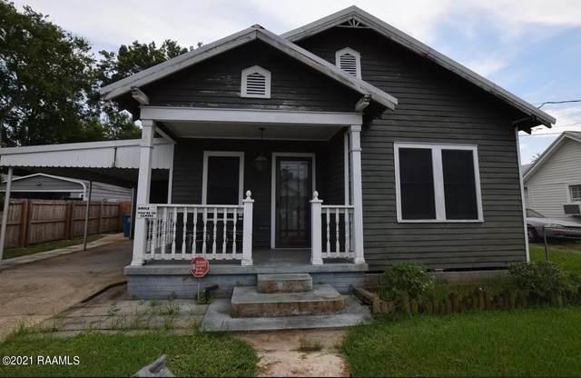 1125 St. Jude Avenue, New Iberia, LA 70560 (MLS #21009255) :: Keaty Real Estate