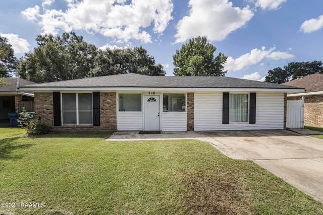 316 Rena Drive, Lafayette, LA 70503 (MLS #21009274) :: Keaty Real Estate