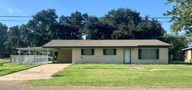 1105 E 1st Street, Crowley, LA 70526 (MLS #21009348) :: United Properties